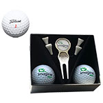 5341 NEW Titleist TruFeel Sunningdale Gift Box